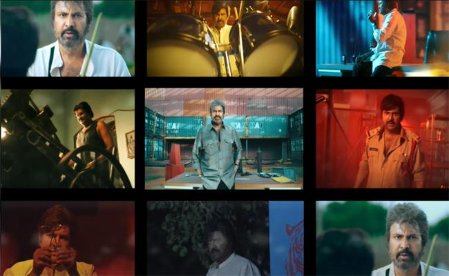 Mohan Babu Movie Son Of India Teaser Out Now - Sakshi