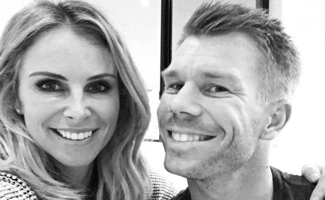 Candice Warner Reveals How She First Met Her Husband David Warner - Sakshi