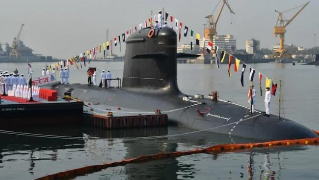 Defence Ministry Clears Rs 50000 Crore Tender For 6 Submarines - Sakshi