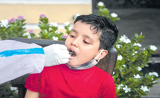 B.1.617 variant of SARS-CoV-2 drove surge in the COVID-19 cases in last 2 months - Sakshi