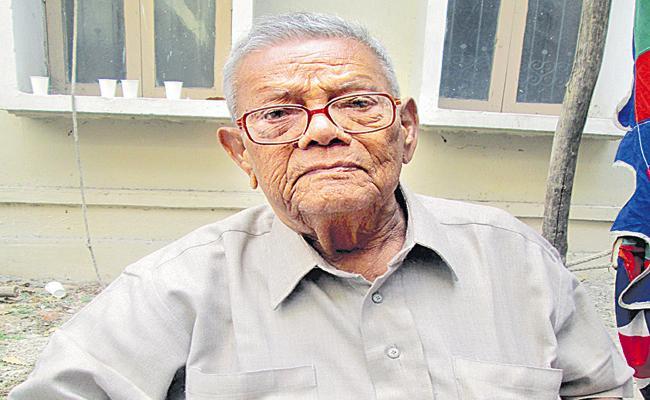 Kalipatnam Ramarao Is No More - Sakshi
