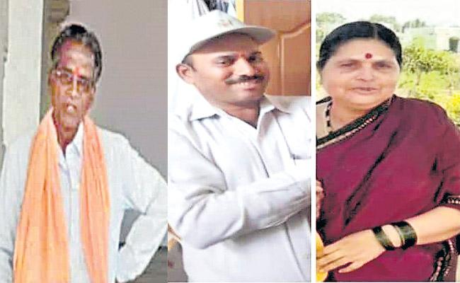 3 Members In Family Deceased With Corona Same Day In Narayanapet - Sakshi