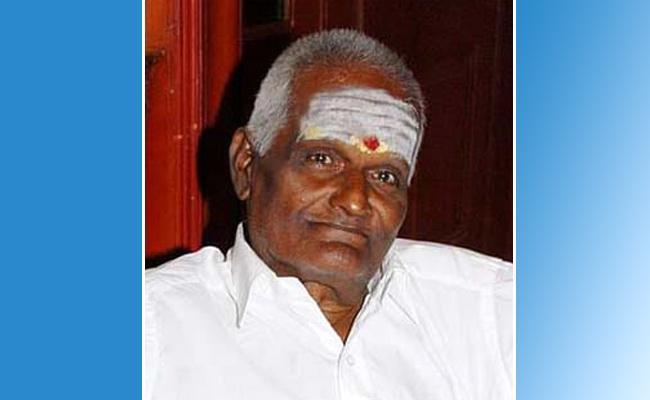 Writer Gangaraju Mohanrao Passed Away - Sakshi