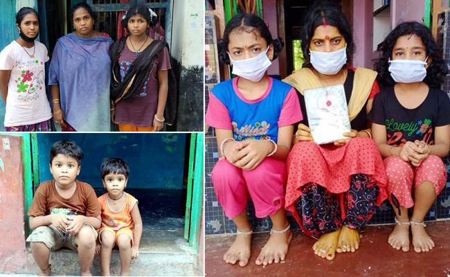 Coronavirus: Children Lose Their Parents And Family Over Covid In Srikakulam - Sakshi