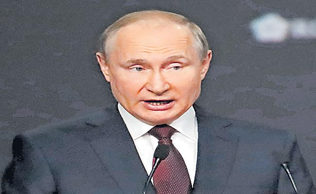 Russia Only Country Ready To Transfer Covid Vaccine Technology - Sakshi