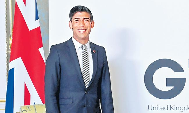 G7 global corporate tax deal - Sakshi