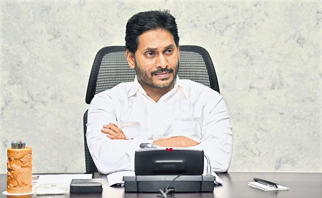 CM Jagan support to the frontline staff in this covid times - Sakshi