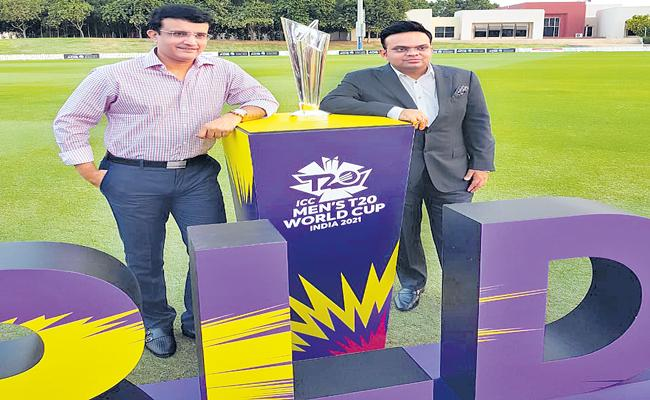T20 World Cup set to be moved out of India - Sakshi