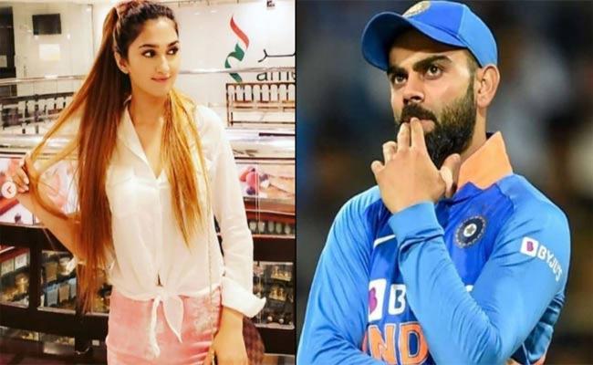 Pakistan Cricketer Hasan Ali Wife Shamia Arzoo Says She Is A Big Fan Of Virat Kohli - Sakshi
