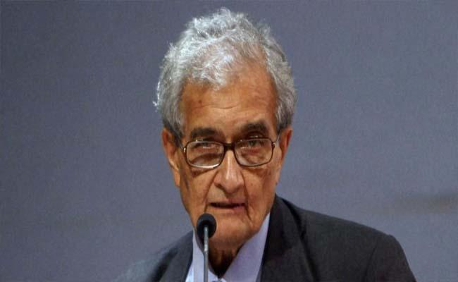 Centres Schizophrenia Led To Covid Ravages: Amartya Sen - Sakshi