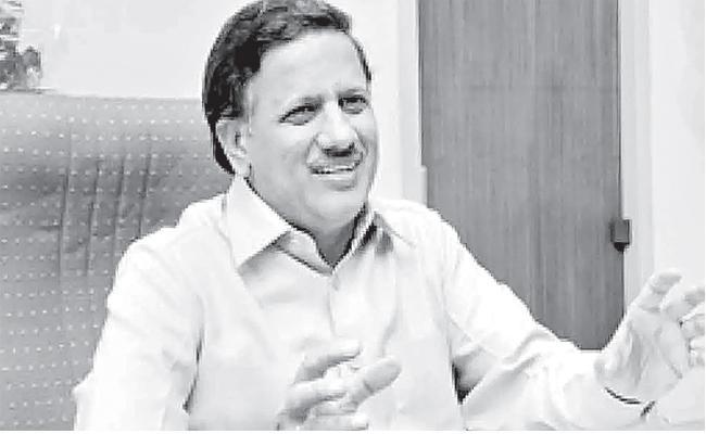 A Chandrasekhar Reddy Article On Ex Ap Chief Secretary S V Prasad - Sakshi