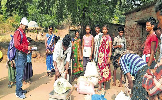 Welfare of tribal farmers is the goal of the GCC - Sakshi