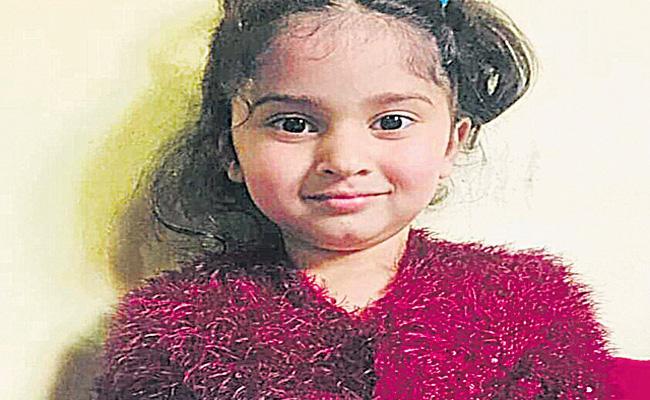 5 Year Old Girl Killed In Leopard Attack AtNear Jammu Kashmir - Sakshi
