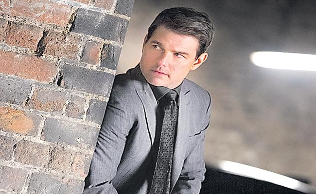 Tom Cruise Mission: Impossible 7 shoot shutdown due to corona virus - Sakshi