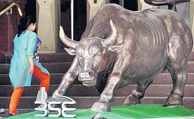 Sensex jumps 228 points, Nifty ends above 15,750 - Sakshi