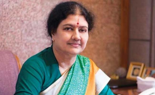 Shanmugam Says Sasikala Has No Place In AIADMk Party In Tamil Nadu - Sakshi