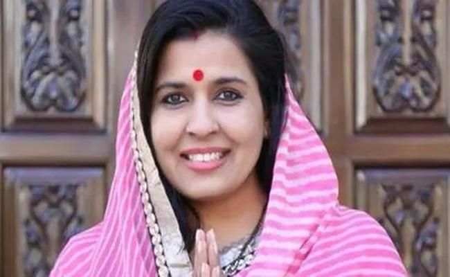 Jaipur Greater Mayor, Three Councillors Suspended - Sakshi