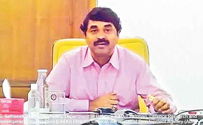 DRDO Scientist Says 2G Drug Can Effective On Covid Different Variants - Sakshi