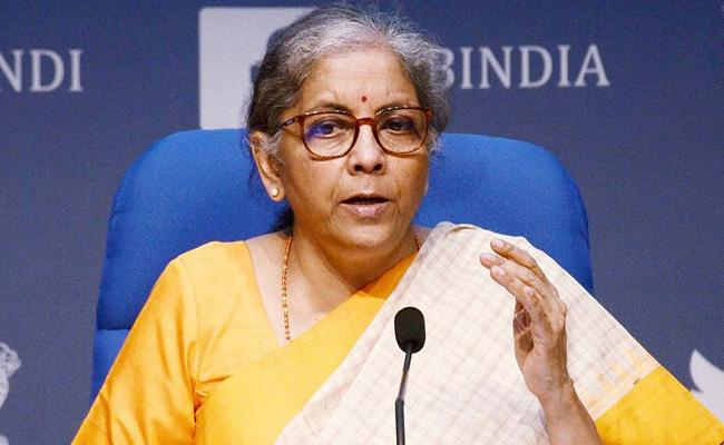 Disruptions In IT E Portal Complaints Raised To Finance Minister Through Twitter - Sakshi