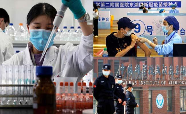 Chinese Scientist Filed Patent For COVID Vaccine In February 2020 - Sakshi