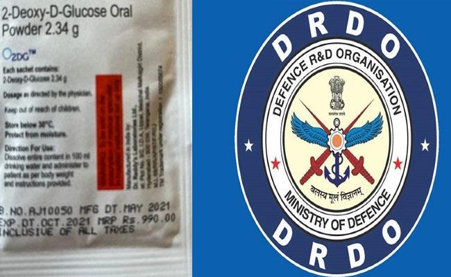 DRDO invites EoIs for 2-DG technology transfer for bulk production - Sakshi