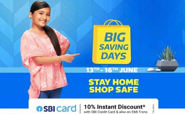 Flipkart Big Saving Days Sale Beginning on Sunday Major Deals on Phones Revealed - Sakshi