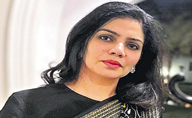 Harsanjam Kaur Interior Designer About Her Angan Study Center - Sakshi