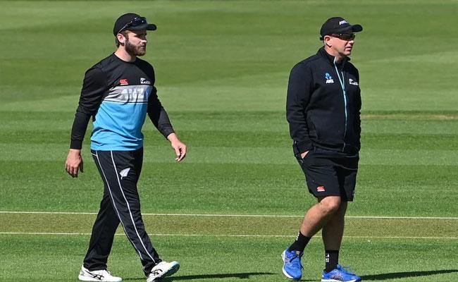 Kane Williamson Left Elbow Injury Being Monitored Ahead England 2nd Test - Sakshi