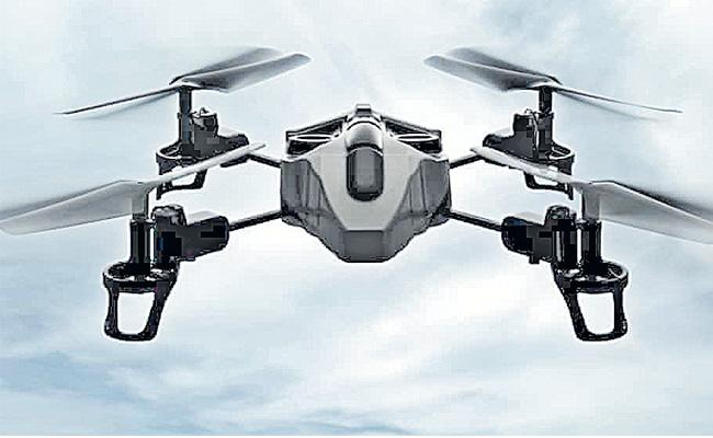 New Terror Challenges For India,a Drone Was Used To Attack The Air Force Station In Jammu   - Sakshi