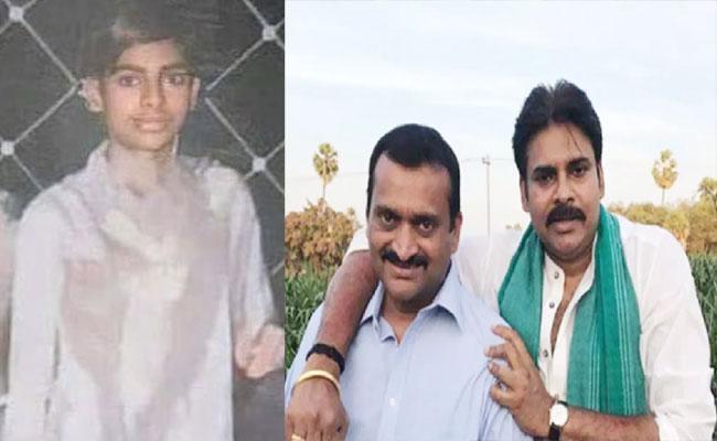 Bandla Ganesh Shares Pawan Kalyan Rare Childhood Photo On Twitter - Sakshi