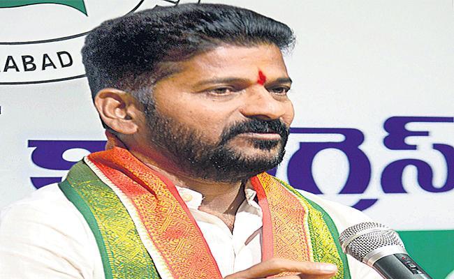 Revanth Reddy Fires On CM KCR - Sakshi