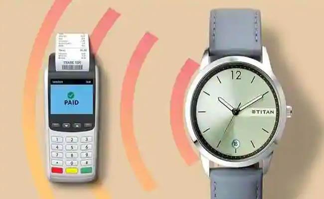 Sate Bank Day all TITAN PAY watches offer  through YONO - Sakshi