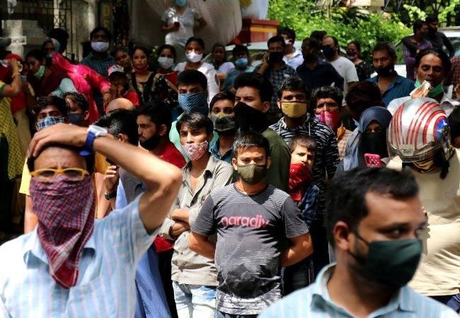 Central Govt Warning On Crowds During Pandemic Referred Euro 2020 Surge Cases - Sakshi