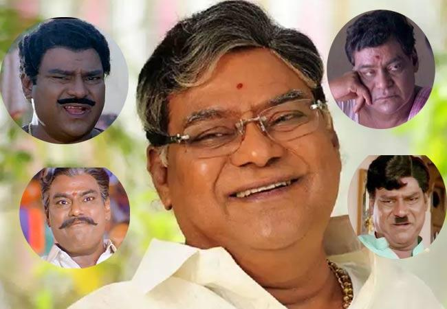 Actor Kota Srinivasa Rao Birthday Special Story And Intresting Facts About Kota - Sakshi