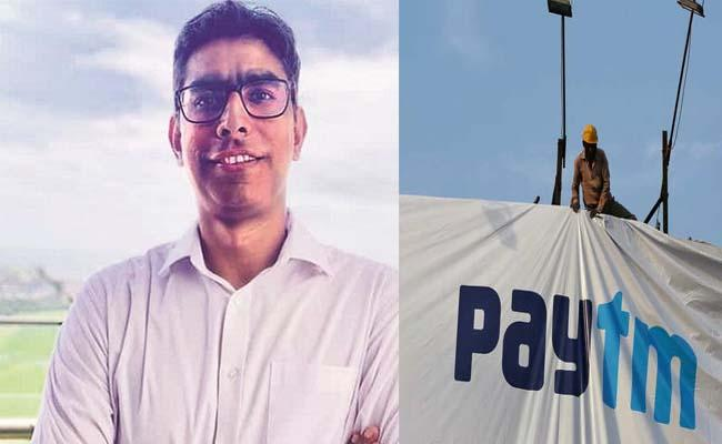 Paytm president Amit Nayyar, 4 other senior executives resign ahead of IPO - Sakshi