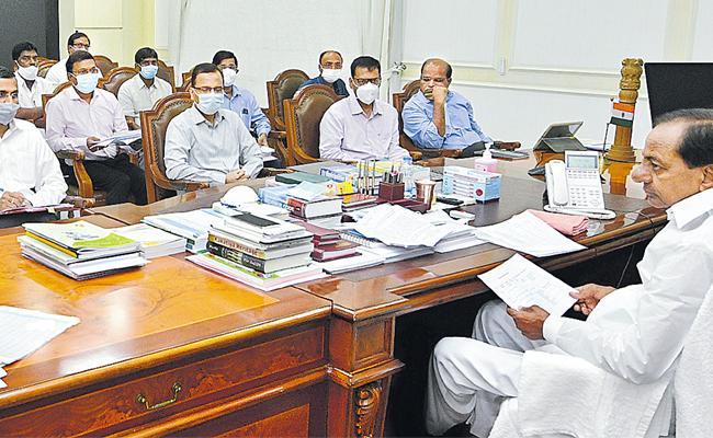 CM KCR Green Signal For 50 Thousand Jobs In TS - Sakshi