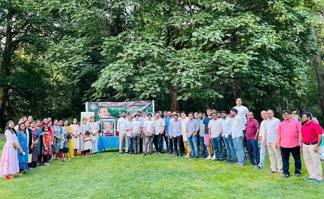 Ysr Foundation Conducting Ysr Birthday Celebration All Over America  - Sakshi