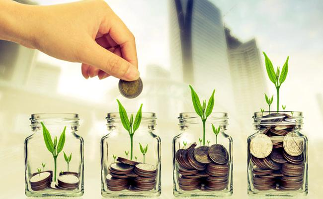 Small Investors Look At Mutual Funds And Lost Interest On Bank Deposits - Sakshi