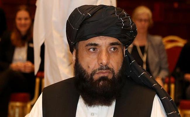 China a Welcome Friend In Afghanistan: Taliban Spokesman - Sakshi