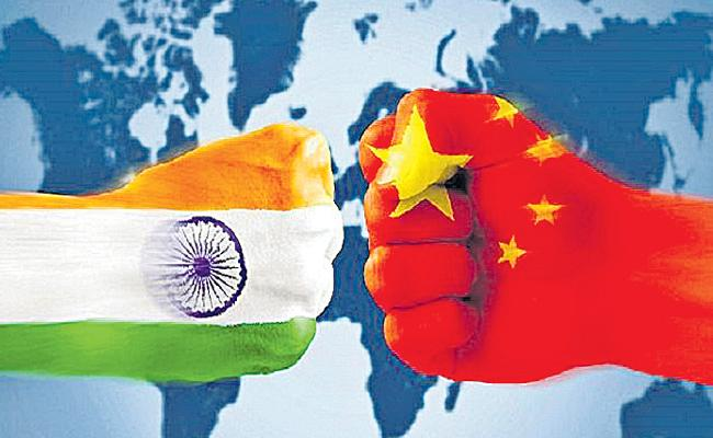 Sakshi Gust Colomun On India Teach Adjective Lesson Lesson To China In Border