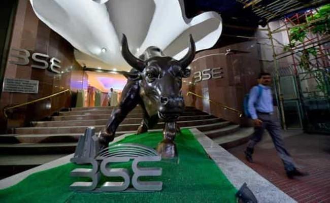 Benchmark Indices ended flat on July 12 amid volatility - Sakshi