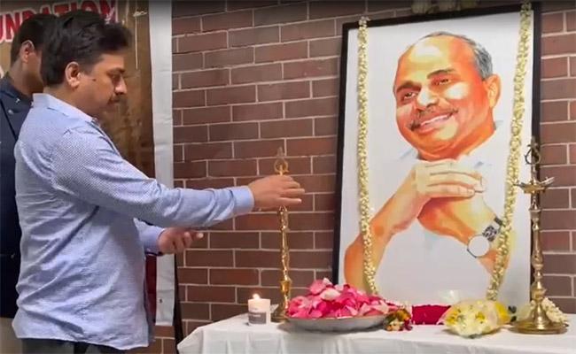 Dr YSR Birth Anniversary Celebrations At Chicago - Sakshi