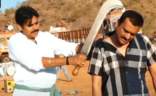 Pawan Kalyan Fans Warning To Bandla Ganesh Photo Viral  - Sakshi