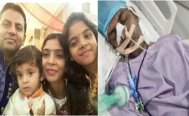 Sonu sood helped Patient airlifted to Hyderabad for lung transplant - Sakshi