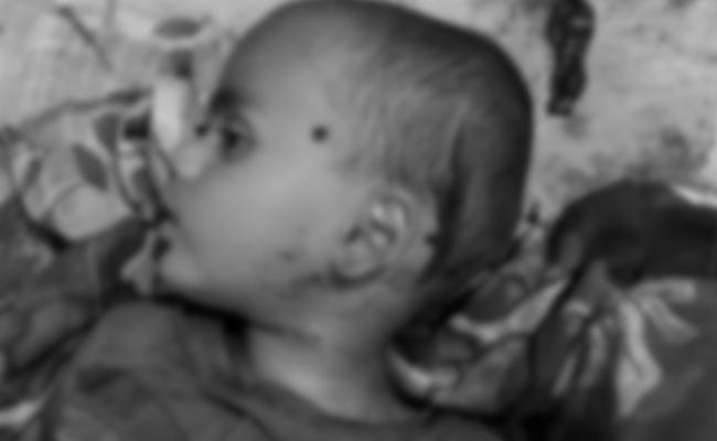 Father Assasinate His Two Years Own Child In Moinabad Rangareddy - Sakshi