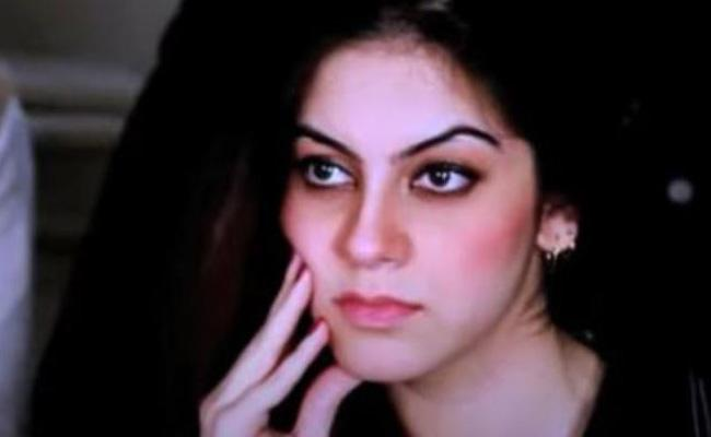 Pakistani Model Nayab Nadeem Strangled to Death at Home - Sakshi