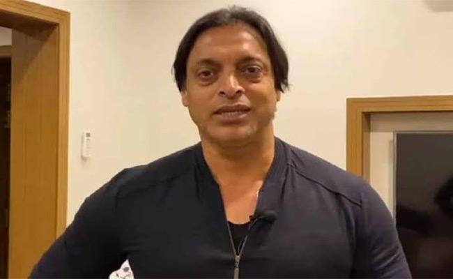 Shoaib Akhtar Took This Name Toughest Batsman He Has Bowled - Sakshi