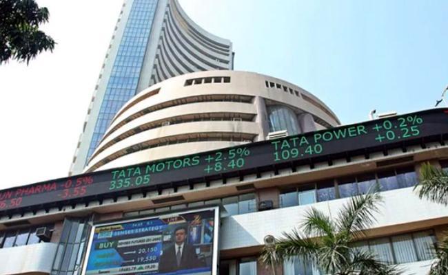 BSE, NSE Stock Market Updates  - Sakshi
