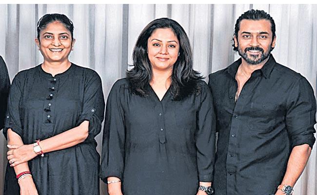 Suriya Soorarai Pottru To Be Remade in Hindi - Sakshi
