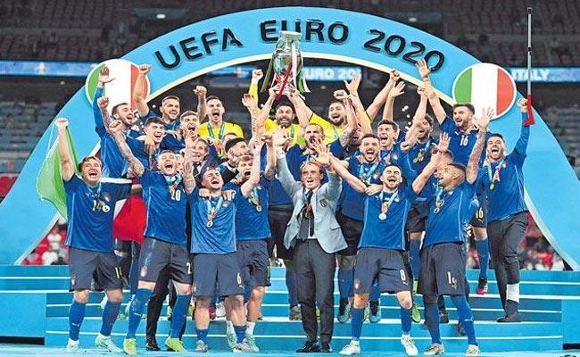 Sakshi Editorial On UEFA European Championship